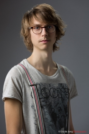 Emiel with glasses