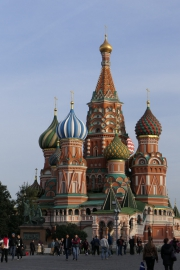 Basilius Cathedral, Moscow