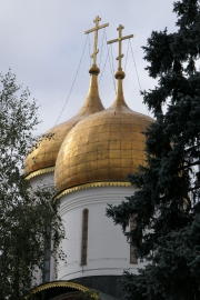 Russian orthodox church, Kremlin, Moscow