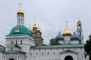 Russian orthodox churches - Sergiëv Possad