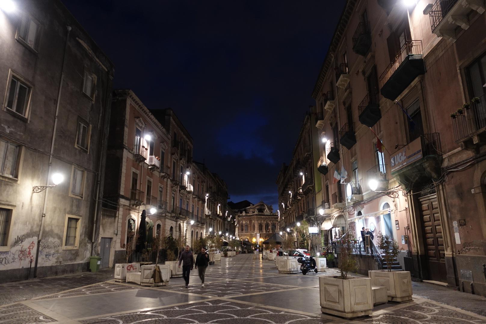 Catania, Sicilié