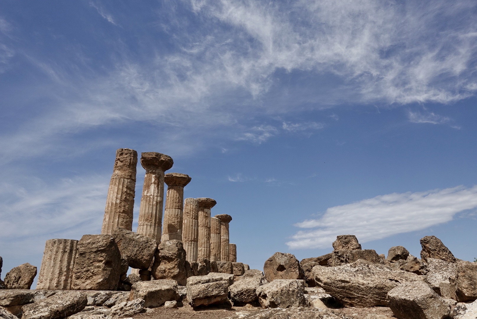 Herculestempel, Agrigento