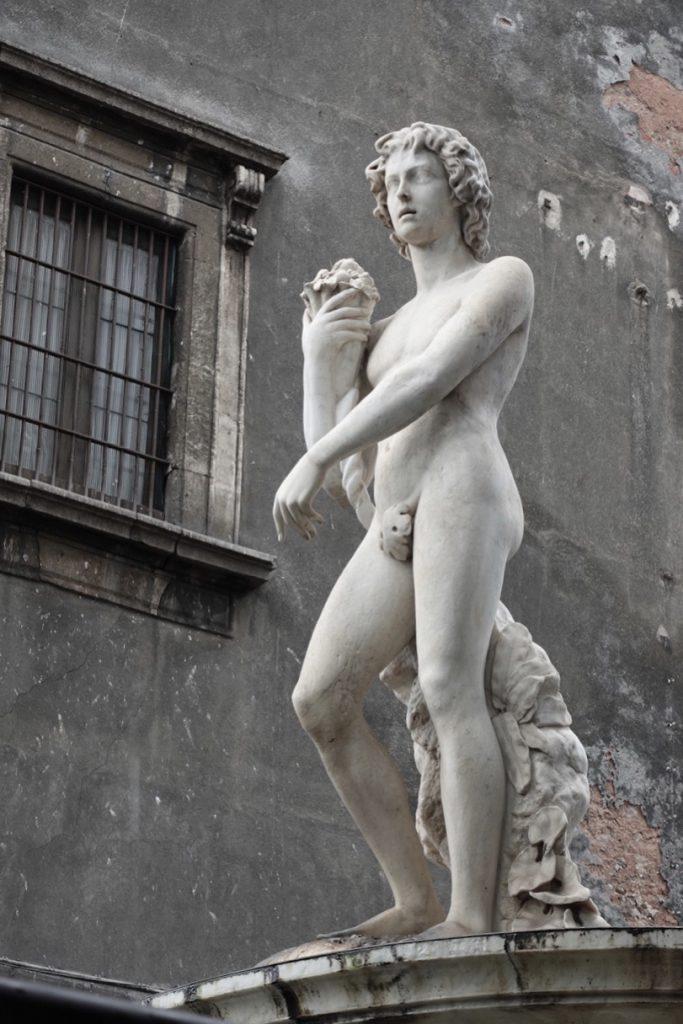 Fontana dell'Amenano - Catania