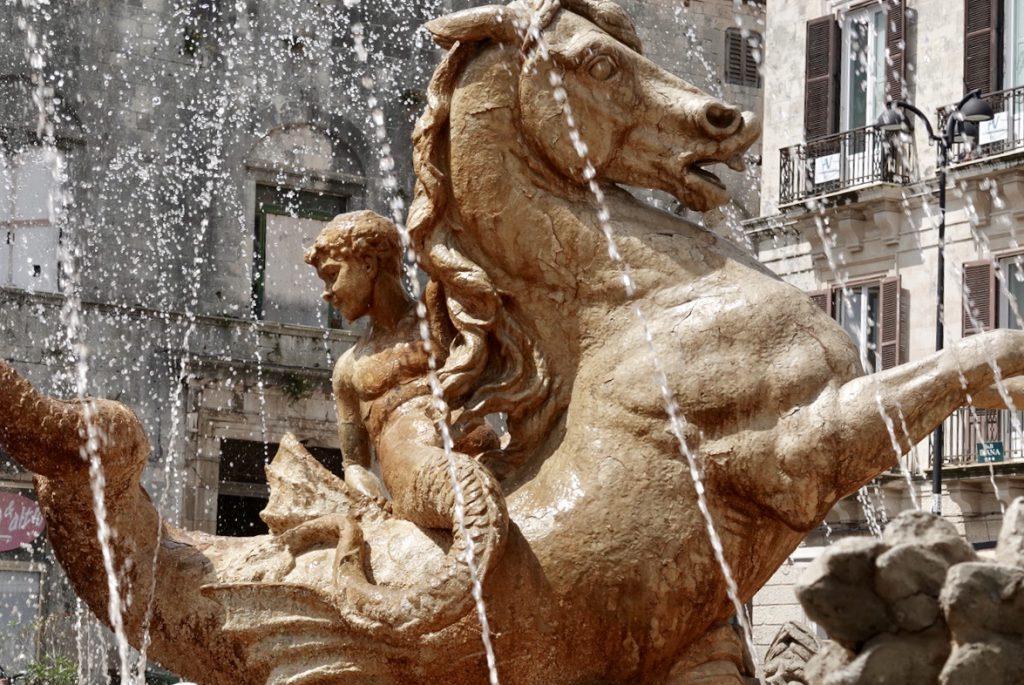 Fontana di Diana - Siracuse